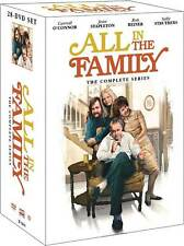 ALL IN THE FAMILY: THE COMPLETE SERIES (Cleavon Little) - DVD - Region 1 Sealed