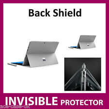 Microsoft Surface Pro 4 INVISIBLE BACK BODY Screen Protector Shield Military