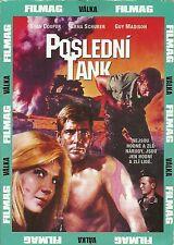 La battaglia dell'ultimo panzer 1969 Italian WW2 film DVD in Italiano