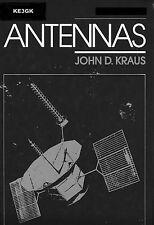 Antennas by John D Kraus * Antenna Theory * DVD * PDF