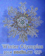 2014 Olympics Poster/Russia Winter Olympic Games/sochi.ru /16x20 inches