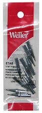 Original Weller ETAB 10 Pack of ETA Solder Soldering Tip WES51, WESD51, WESD51D