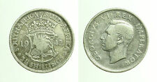 pcc1665_22) South Africa 2-1/2 Shillings 1942 Georgius VI Silver