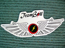 lightning bolt surfboard surfing longboard surfer sticker decal team gerry lopez