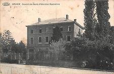 Isegheim Belgien Schwestern Kloster Feldpostkarte 1914