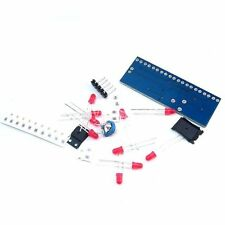 NE555+CD4017 Light Water Flowing Light LED Module NE555 + CD4017 DIY Kit