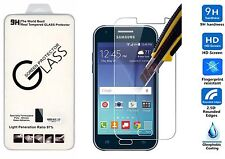 PREMIUM HD CLEAR TEMPERED GLASS SCREEN PROTECTOR FOR SAMSUNG GALAXY J1 ACE