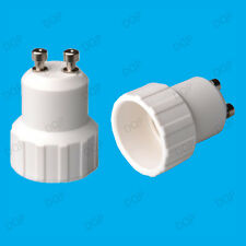 GU10 To E14 SES Small Screw Light Bulb Base Socket Lamp Adaptor Converter Holder