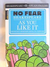 As You Like It by SparkNotes Staff, John Crowther and William Shakespeare (2004,