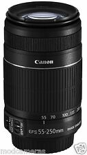 CANON EF-S55-250mm f/4-5.6 IS II Lens FOR CANON EOS 550D,600D,700D,750D,70D,760D