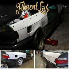 """Fitment Lab"" Rear Overfenders Wide Body BMW E36 Coupe (not a felony form)"