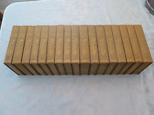 The Works of Rudyard Kipling, Scribners (1920) 17 Volume Set