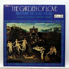 MICHAEL HOWARD - THE GARDEN OF LOVE - L'OISEAU-LYRE 2xLPs box EX+