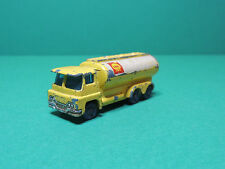 HUSKY Guy Warrior Tanker Shell yellow truck camion citerne jaune