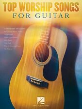 Top Worship Songs for Guitar Sheet Music Guitar Collection Book NEW 000160854