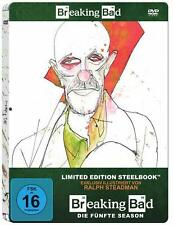 Breaking Bad Staffel Season 5 - Blu Ray Limited Steelbook - Dean Norris NEU/OVP