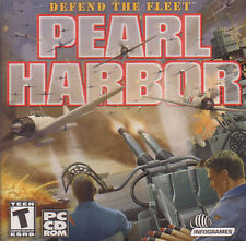 PEARL HARBOR Defend the Fleet Naval Combat PC Sim NEW