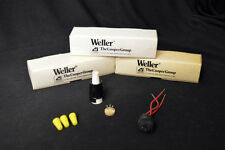 LOT OF 3 WELLER TC369A PLUG RECEPTACLE KITS FOR WTCPN