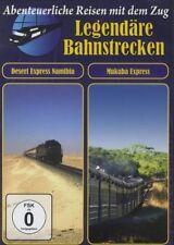 DVD * ABENTEUERLICHE REISEN MIT DEM ZUG - Desert Express Namibia  # NEU OVP ~