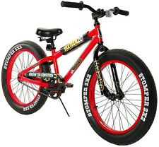 Boy's Bike Krusher Fat Tire Mountain Kids Bicycle Training Wheels Cycling Toys