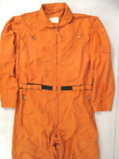 Vietnam US Navy USN WEP Indian Orange Flying Suit Coveralls MIL-C-5390F 42 Long