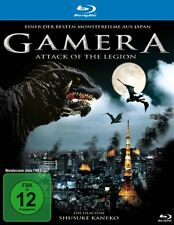Blu-ray * GAMERA - ATTACK OF THE LEGION (BD)  # NEU OVP