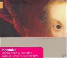 Opera Arias and Cantatas (Sempe, Capriccio Stravagante) CD NEW