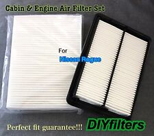 Combo set For 2014-2016 Rogue Engine Air Filter And Cabin Air Filter