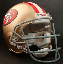 STEVE YOUNG SAN FRANCISCO 49ers Schutt JOP-SW Football Helmet FACEMASK - GRAY