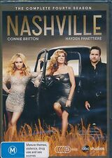 Nashville The Complete Fourth 4th Season Four DVD NEW