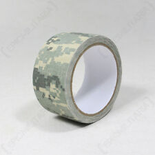 10M ADHESIVE TAPE - AT-DIGITAL CAMO - Camouflage Wrap Hunting Shooting Airsoft