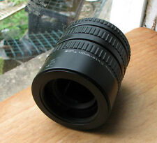 Vivitar Pentax ES fit M42 Auto extension tubes japan made heavy construction
