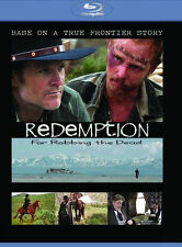 REDEMPTION FOR ROBBING THE DEAD (Edward Herrmann) - BLU RAY - Region Free