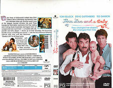 Three Men And A Baby-1987-Tom Selleck-Movie-DVD
