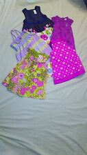 Lot 6 Girls Beautiful Summer Dresses Genuine Kids/Gymboree/Old Navy Size 3/T