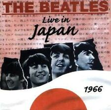 The Beatles Live in Japan 1966 DVD