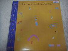 ROBERT WYATT-Old Rottenhat JAPAN 1st.Press Promo w/OBI Pink Floyd Soft Machine