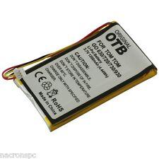 Batería Li-Polymer TomTom GO 530 Vivir 630 720 730 730T 930 930T 3,7V 1200 mAh