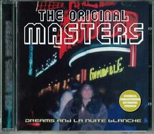 THE ORIGINAL MASTERS DREAMS & LA NUITE BLACHE 1 EXTENDED TRACKS COSMIC MECCA DJ