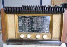 Antikes Röhren Radio Marke Schneider Freres