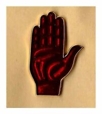 50 x red hand of ulster lapel badges northern ireland loyalist  loyal