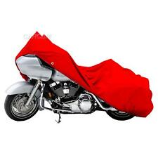 XXXL Large Red Motorcycle Cover Fit Harley Davidson Road Glide Custom FLTRX