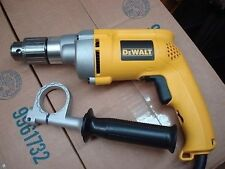 "NEW DEWALT DW235G 1/2"" ELECTRIC VARIABLE SPEED 7.8 AMP DRILL KEYED NEW IN BOX"
