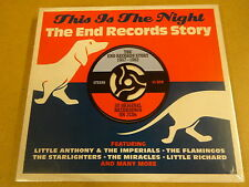 2-CD / THIS IS THE NIGHT - THE END RECORDS STORY
