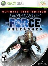 Star Wars: The Force Unleashed - Ultimate Sith Edition - Xbox 360 Game