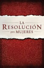 La Resolución para Mujeres (Spanish Edition), Shirer, Priscilla, Acceptable Book