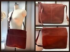 Latico Vintage Leather Messenger Cross Body Laptop Colombia Large Business Bag