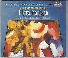MOZART - Elvira Madigan, KV 21 & 26 / Haebler, HELIODOR / NEU, new sealed CD ! !