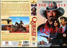 Quigley Down Under - Tom Selleck - Video Sleeve/Cover #17212