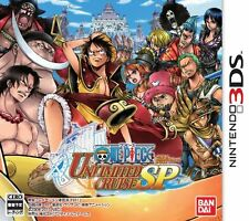 USED One Piece Unlimited Cruise SP Japan Import Nintendo 3DS